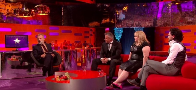 Rebel Wilson on Graham Norton